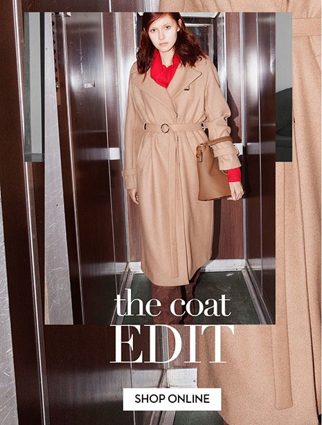 The coat edit