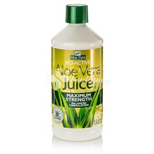 Optima Aloe Vera Juice Maximum Strength - Πέψη, 1 lt