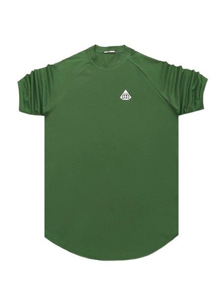 TONY COUPER GREEN DIAMOND T-SHIRT