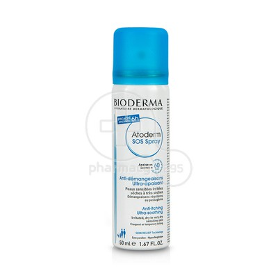 BIODERMA - ATODERM SOS Spray - 50ml