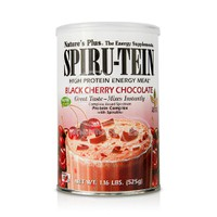 NATURES PLUS - SPIRU TEIN Black Cherry-Chocolate - 525gr