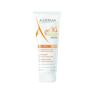 A-Derma - Protect Kids Lait enfant SPF 50+ - 250ml