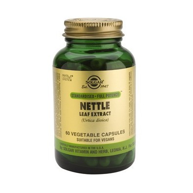 Solgar nettle leaf extract