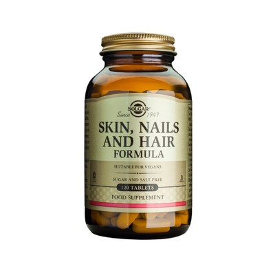 Solgar -  Skin, Nails & Hair - 120tabs