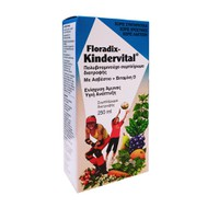 FLORADIX KINDERVITAL LIQUID 250ML
