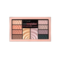Maybelline Total Temptation Palette Multi 12gr