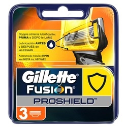 Gillette Fusion Proshield 3 Ανταλλακτικά