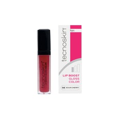 Tecnoskin Lip Boost Gloss Color 7ml.