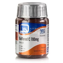 Quest Buffered C 700mg - Calcium Ascorbate, 30 tabs