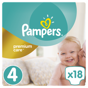 Pampers size no4 18s 08001090379207 81629453
