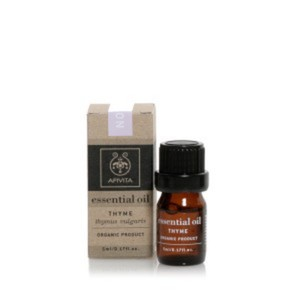 Apivita essential oil thyme body protection 5ml