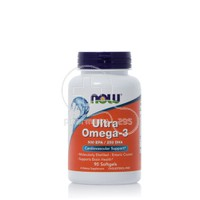NOW - Ultra Omega3 - 90softgels