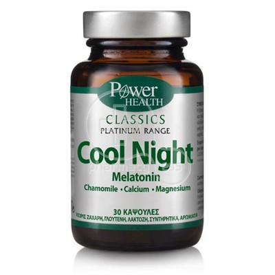 POWER HEALTH - CLASSICS PLATINUM RANGE Cool Night - 30caps