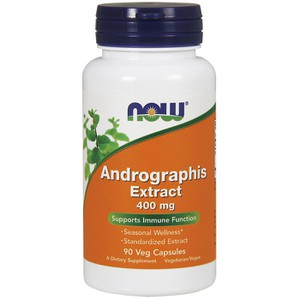 Andrographis extract 90 vcaps now foods