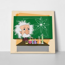 Einstein cartoon classroom 181606931 a