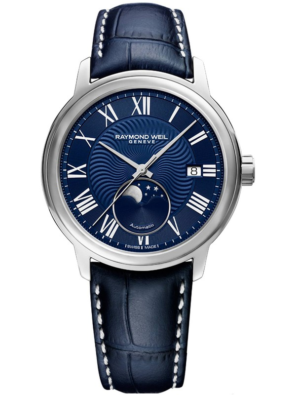 Maestro Moon Phase Automatic