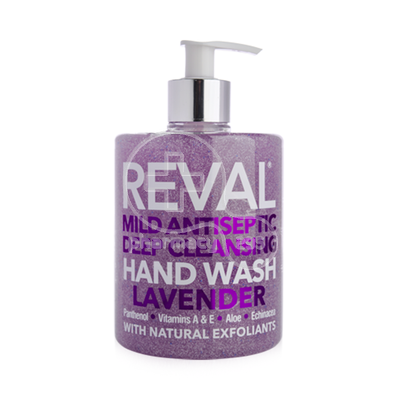 INTERMED - REVAL Mild Antiseptic Deep Cleansing Hand Wash (Lavender) - 500ml