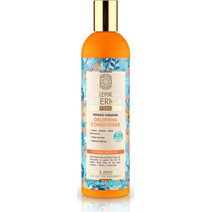 Natura siberica oblepikha conditioner intensive hydration 400ml