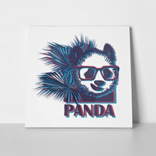 Panda palm leaves 379708306 a