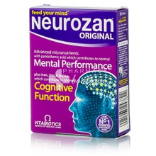 Vitabiotics NEUROZAN - Εγκέφαλος, 30tabs
