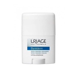 Uriage Eau Thermale Bariederm Stick Fissures Crevasses Αναπλαστικό Στικ για Χέρια/Πόδια 22gr