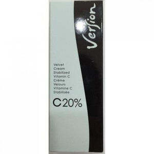 Version velvet cream c20   30ml