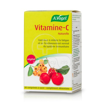 A.VOGEL - Vitamin C 100mg - 40tabs
