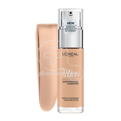 L'OREAL PARIS - TRUE MATCH Super Blendable Foundation 2.N (Vanille) - 30ml