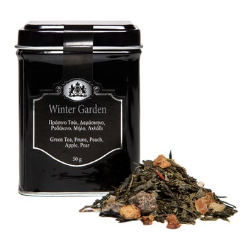 Greek Tea - Winter Garden