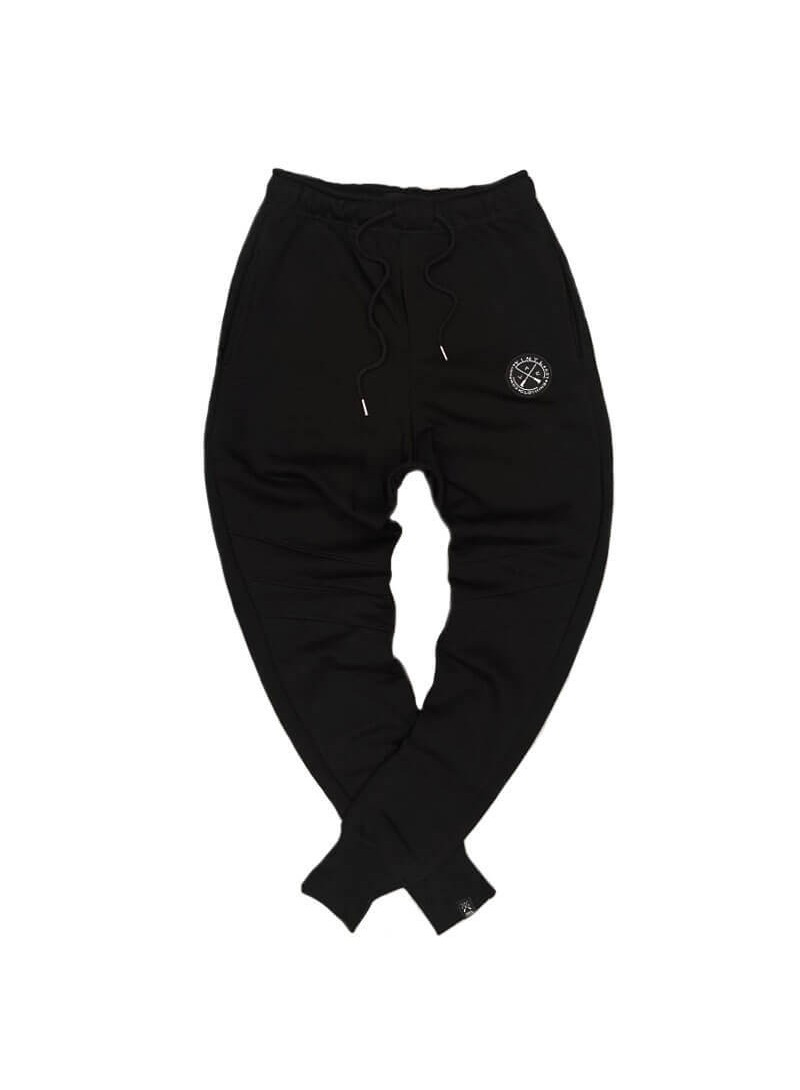 VINYL ART CLOTHING CLASSICS PANTS BLACK