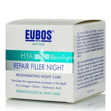 Eubos Hyaluron REPAIR FILLER NIGHT  - Κρέμα Νυκτός, 50ml