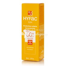 Hyfac Sun SPF50 Invisible Dry Touch SPF50, 40ml