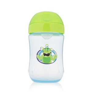 Dr browns soft spout toddler cup blue