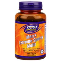 NOW MEN'S EXTREME SPORTS MULTI 90SOFTGELS