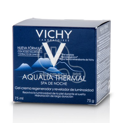 VICHY - AQUALIA THERMAL Spa de Nuit - 75ml