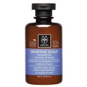 Apivita sensitive scalp shampoo
