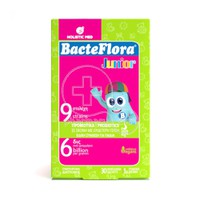 HOLISTIC MED - BACTEFLORA Junior - 30sach.