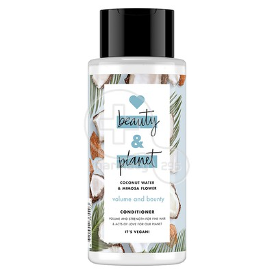 LOVE BEAUTY AND PLANET - Conditioner Coconut Water and Mimosa Flower - 400ml
