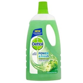 DETTOL CLEAN & FRESH REFRESHING GREEN APPLE 1L