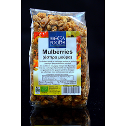 Mega Foods Mulberries Άσπρα Μούρα 200gr