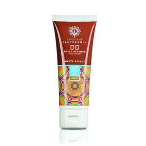 Dd daily defense face cream matte effect