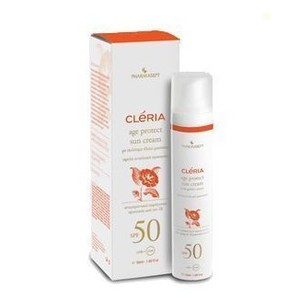 Cleria age protect sun cream spf50 50ml enlarge