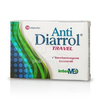INTERMED - ANTI-DIARROL travel – 10caps