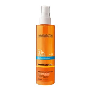 LA ROCHE-POSAY Anthelios XL nutritive oil Spf50 αντηλιακό λάδι σώματος 200ml