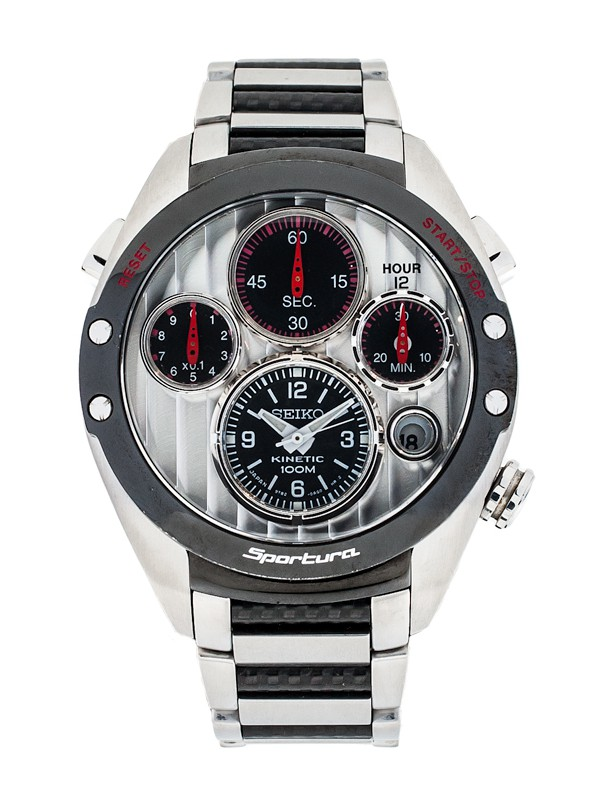 Sportura Kinetic Chronograph Honda Racing F1