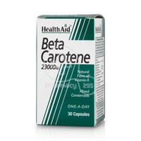 HEALTH AID - Beta Carotene 23000IU - 30caps