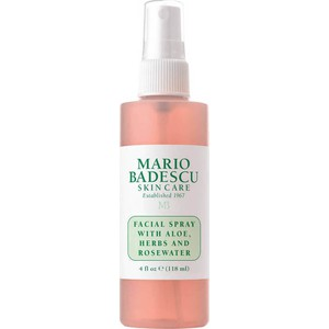 Mario badescu facial spray aloe herbs   rosewater 118ml