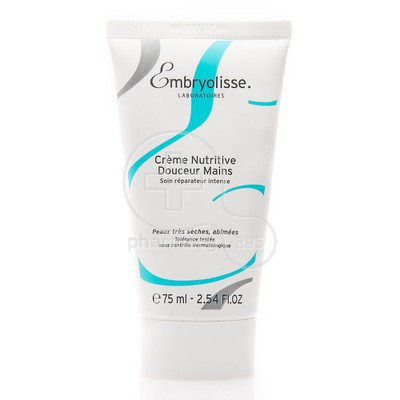 EMBRYOLISSE - Creme Nutritive Douceur Mains - 75ml