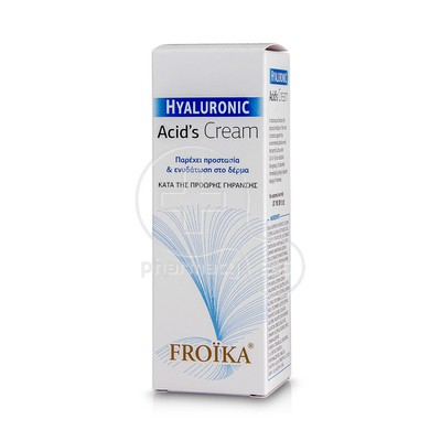 FROIKA - Hyaluronic Acid's Cream - 50ml