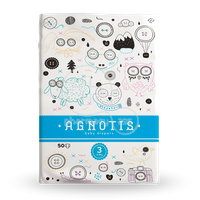 AGNOTIS - Baby Diapers Νο3 (4-9kg) - 50τεμ.